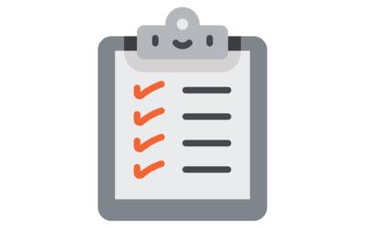 Moving Prep Checklist